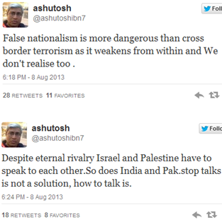 Ashutosh-Nationalism